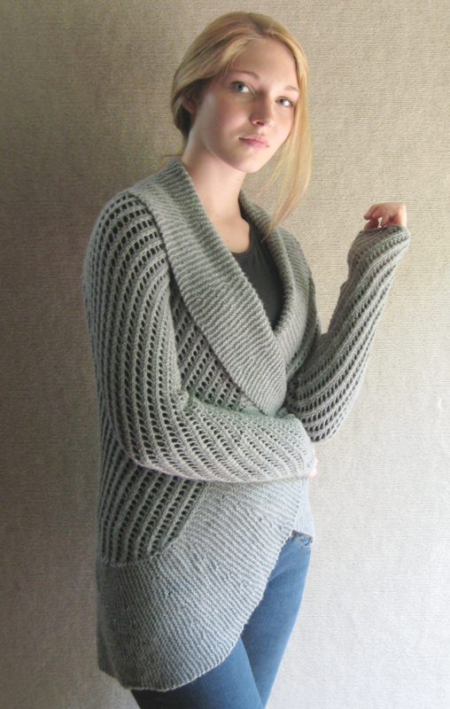 Knitting Pattern Wrap Cardigan : Sunday Knits - whats new