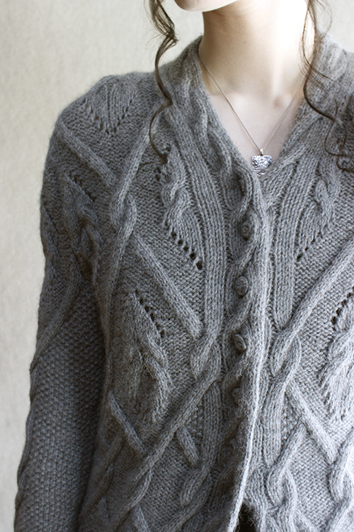 Sunday Knits, knitting pattern